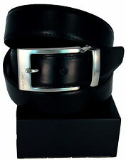 Belts Calvin Klein Man's Black/Brown Size 110/125