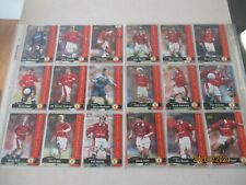 Futera Manchester United 1997 Complete Full Base Set 100 cards