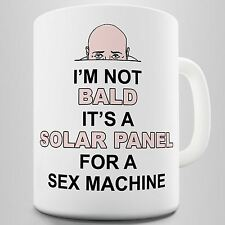 I'm not Bald Funny Mug