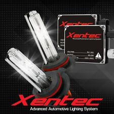 8000K HID XENON 9005/HB3 HIGH BEAM HEAD LIGHTS BULBS CONVERSION KIT W/BALLAST C7