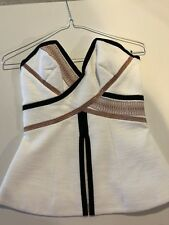 Sass And Bide Corset Bustier Top Size 6