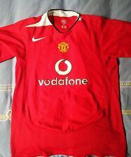 camiseta jersey shirt maillot maglia trikot NIKE MANCHESTER UNITED VINTAGE XL