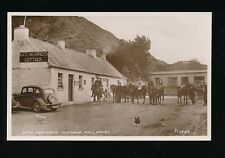 Ireland Co Kerry KILLARNEY Kate Kearney's cottage c1940/50s? RP PPC