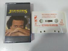 Julio Iglesias Momentos 1982 CBS Spain Edition - Cinta Tape Cassette