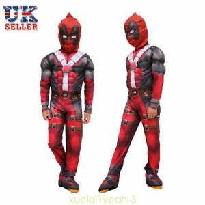 Las Mejores Ofertas En Deadpool Disfraces Para Niños Ebay