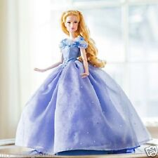 Disney Store Live Action Limited Edition Cinderella Le Blue New