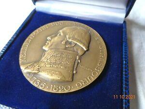 Médaille de table en Bronze Valmy 1792 par Morlon