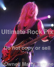 ERIC BRITTINGHAM PHOTO CINDERELLA 8x10 Concert Photo in 1989 by Marty Temme 1A