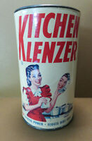 Vintage 1950s  Kitchen Klenzer  13 oz. Can Unopened