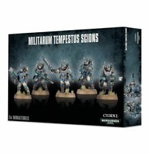 Warhammer 40k ASTRA Militarum Tempestus Scions Games Workshop