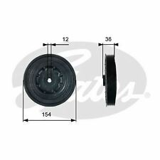 CRANKSHAFT BELT PULLEY TVD DAMPER GATES OE QUALITY REPLACEMENT TVD1128