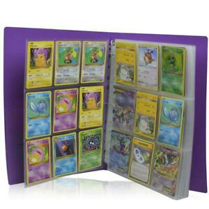 180pcs Novelty Playing Cards Holder Album 6x9cm Game Cards Collection Book