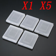 1/5 Game Card Cartridge Storage Case Box For Nintendo GameBoy Color Pocket GBC