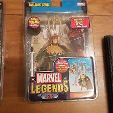 Loki Onslaught SERIE (THOR) non aperti confezione ORIGINALE