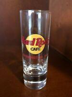 HARD ROCK CAFE 4'' SHOT GLASS - WASHINGTON, D.C.