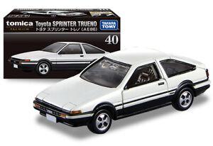 TOMICA PREMIUM 40 - Toyota Sprinter Trueno AE86