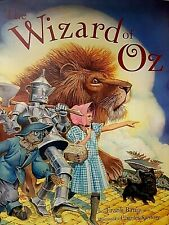 The Wizard of OZ by L. Frank Baum (2012, Hardcover) Action, Adventure, Mystery