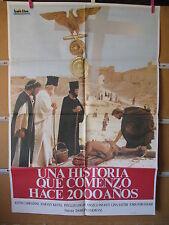 A1319      UNA HISTORIA QUE COMENZO HACE 2000 AÑOS. KEITH CARRADINE, HARVEY KEIT