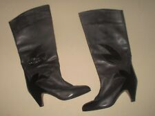 PETER KAISER Vintage Ankle Boot-Brown Calfskin-Size 8-West Germany-NEW