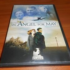 An Angel for May (DVD, Full Frame 2004) Julie Cox, Tom Wilkinson Used