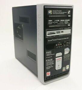 Compaq Presario SR1830NX Desktop Win XP 2005 Computer As Is