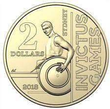 2018 Invictus Games - Sydney $2 Coin