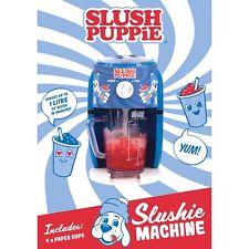 Slush Puppie IceDrink Maker Home Frozen Ice Slushie Slush Puppy