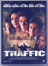 Traffic (2000) DVD NUOVO SIGILLATO Cathe Zeta Jones Michael Douglas Tomas Milian