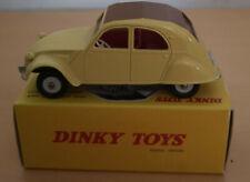 CITROEN 2 CV modèle 61-Dinky Toys Atlas (ref 558) (+ boîte)
