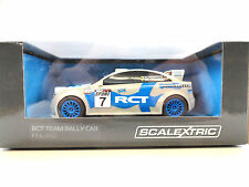 """Scalextric """"RCT"""" Finland Rally Car 1/32 Scale Slot Car C3712"""