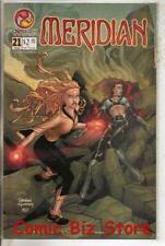 MERIDIAN #21 (2002) CROSSGEN COMICS