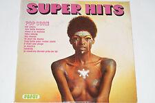 Super Hits-LP NUDE COVER/Popsy Records (SH 1001)