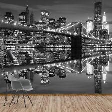 Fototapete Vlies New York Stadt - Schlafzimmer Wohnzimmer Fototapeten (20542V4)