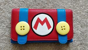 Official Super Mario wallet/purse
