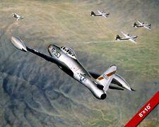 KOREAN WAR MIG ALLEY B-29 BOMBER PAINTING US MILITARY HISTORY ART CANVAS PRINT
