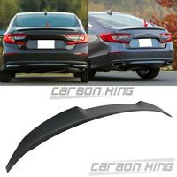 18-21 Fit For HONDA Accord 10th 4DR Sedan V Rear Trunk Boot Spoiler Wing Painted