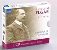 Edward Elgar - Elgar  Complete Symphonies [CD]