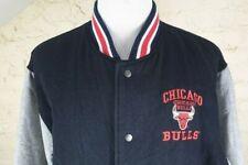 Vintage Logo 7 X Chicago Bulls para hombre Lana Chaqueta Universitaria Tamaño: XL/XXL Muy Buena