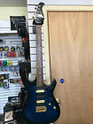 Anboy S Type HSH Electric Guitar In Blue Sunburst for sale