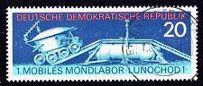 DDR 1659 , gestempelt / o / Raumfahrt , Lunachod 1 , Mondlabor