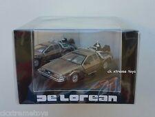 Sun Star 1:43 Back To The Future II Diecast Time Machine Mr. Fusion DMC DeLorean