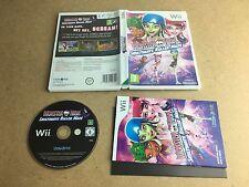 Monster High Skultimate Roller Maze-Nintendo Wii (probado/) UK PAL en funcionamiento