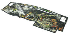 NEW Mossy Oak Camouflage Tailored Dash Mat Cover / Fits: 05-14 NISSAN FRONTIER