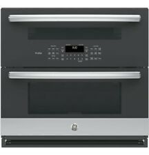"GE Profile Series 30"" Built-In Twin Flex Convection Wall Oven- PT9200SL"