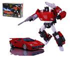 Transformers Masterpiece MP12+ Autobots Sideswipe Lambor Action Figure Toy New