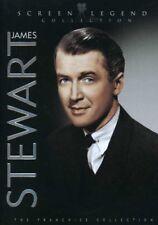 James Stewart - James Stewart: Screen Legend Collection [New DVD] Gift Set, Slip