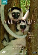 MADAGASCAR - DAVID ATTENBOROUGH - BBC Series **NEW DVD