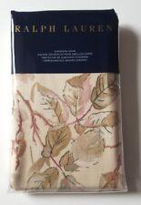 Ralph Lauren Archival Collection Wilton Rose Floral One European Pillow Sham