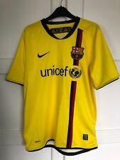 cf8c5c46c Barcelona Away Memorabilia Football Shirts
