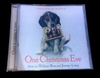 Hallmark Hall of Fame One Christmas Eve Original Television Soundtrack CD Sealed